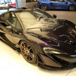 Park Place McLaren in Dallas – 1 of only 6 US dealers