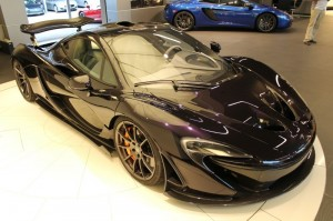 Park Place McLaren is a dealer in Dallas