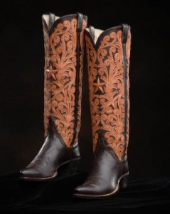 M.L. Leddy's Custom handmade texas Boots