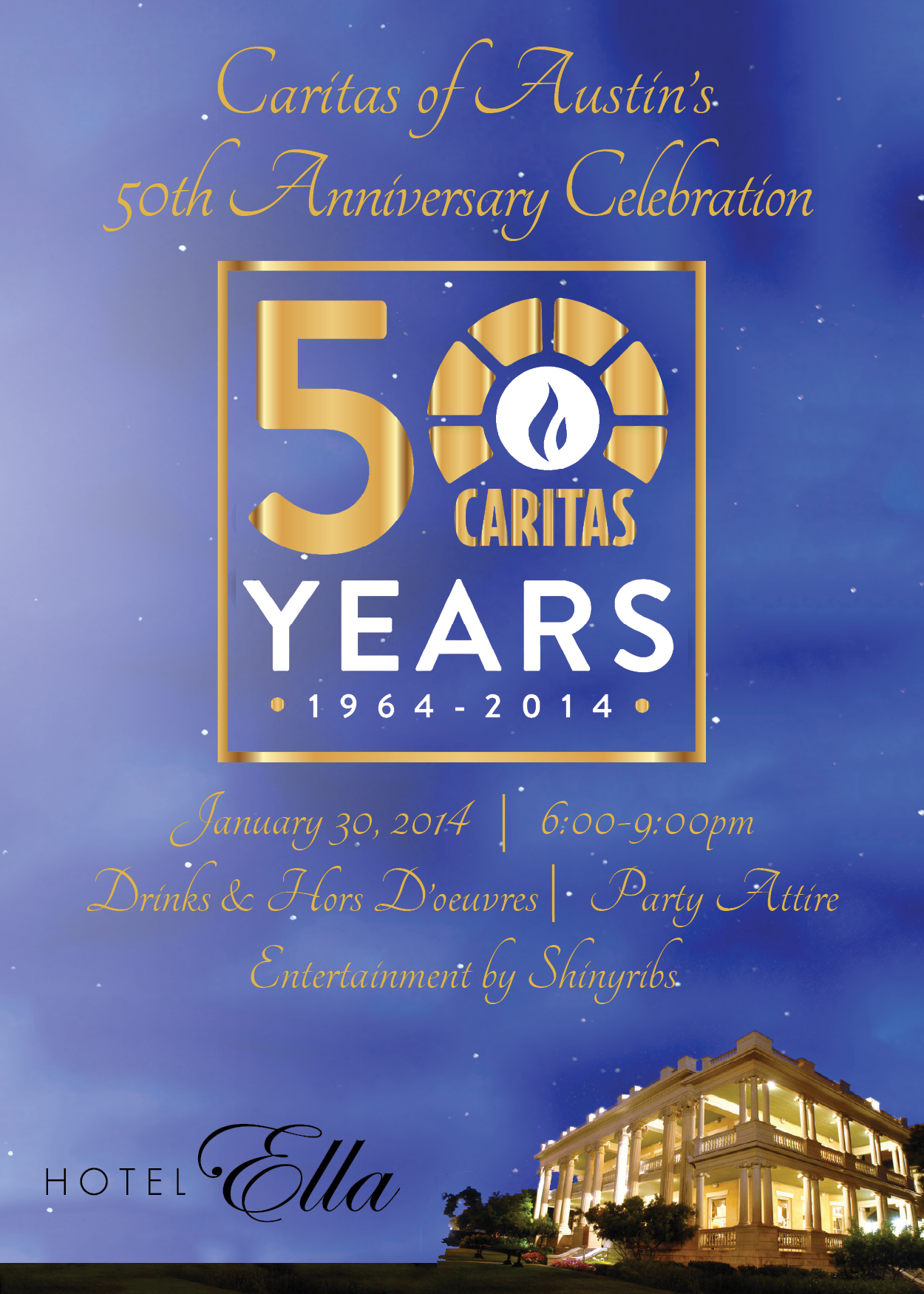 Caritas of Austin 50th Anniversary Celebration