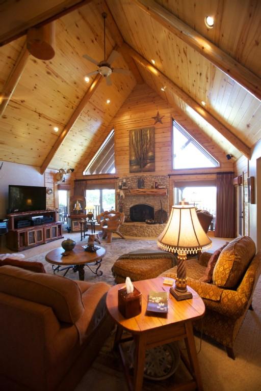 Heaven S Door Log Cabin In The Texas Hill Country Excesstx