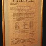 Private Club: The City Club – Dallas Texas