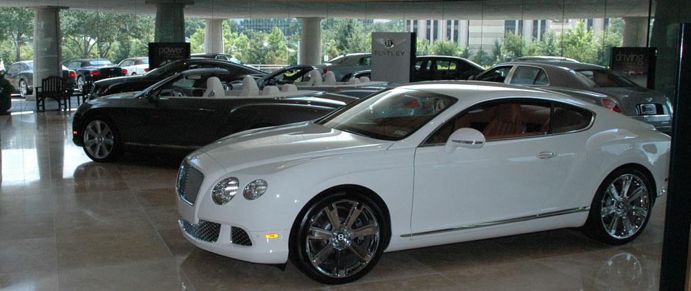 Bentley rolls royce auto sales houston excesstx for Bentley motors limited dream cars