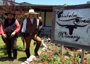 Chisholm Trail Winery - Fredericksburg Texas