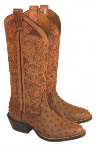 Mercedes Custom Boot Makers - Ben Wheeler Texas