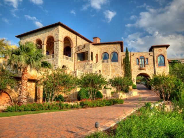 For Sale: Private Tuscan Waterfront Estate on Lake Travis ($11,900,000) - Austin Texas