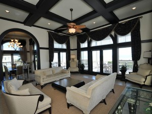 For Rent: Beach Front Luxury Villa - Galveston Texas