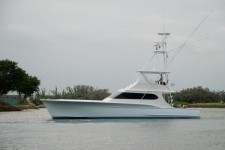For Sale: 58 ft 2002 Sea Island Custom Carolina Convertible ($889,000) - Galveston Texas