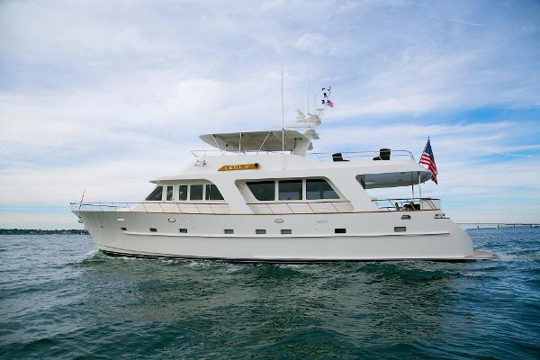 for sale 76 ft 2001 rayburn custom motor yacht