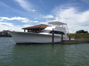 For Sale: Craig Blackwell 60' Convertible Sportfishing Yacht - Port O'Connor Texas