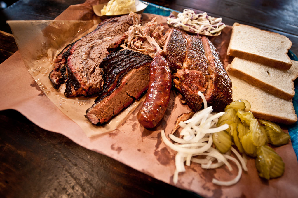 Franklin Barbeque - Austin Texas