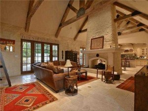For Sale: Incredible Rustic French Country Estate in Westlake Texas