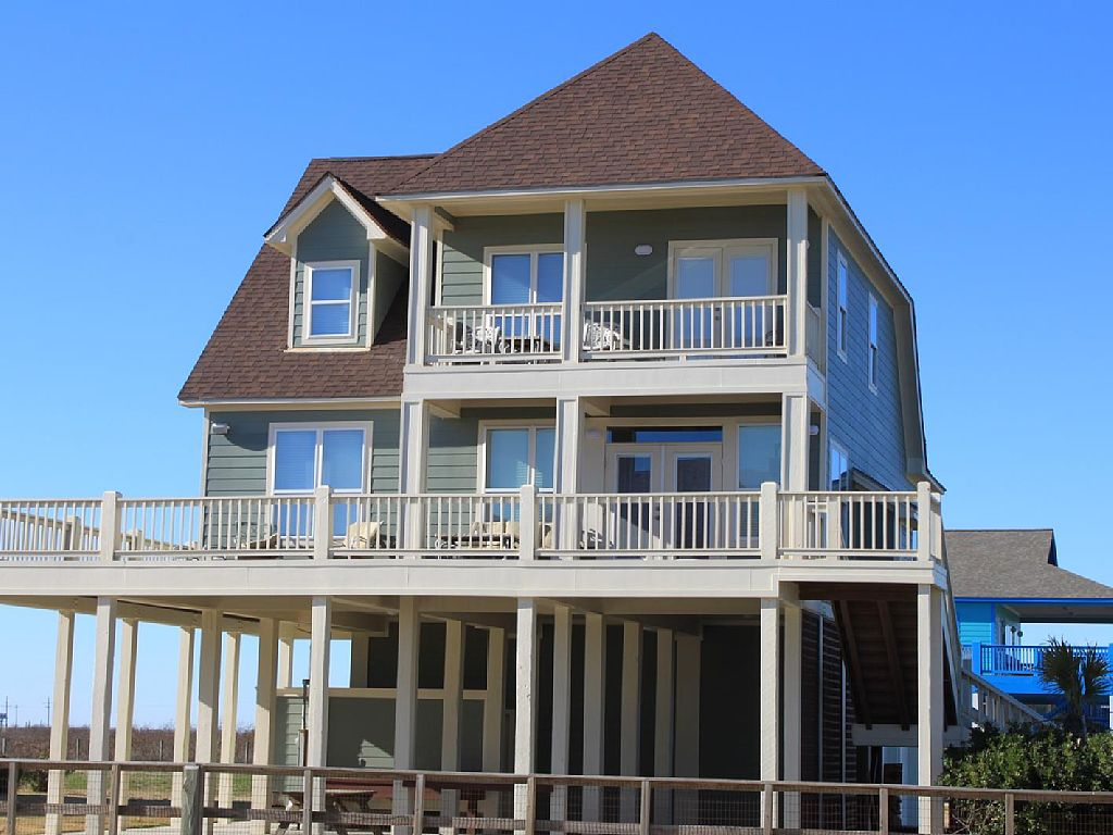 Crystal Beach Cabin - Crystal Beach Texas