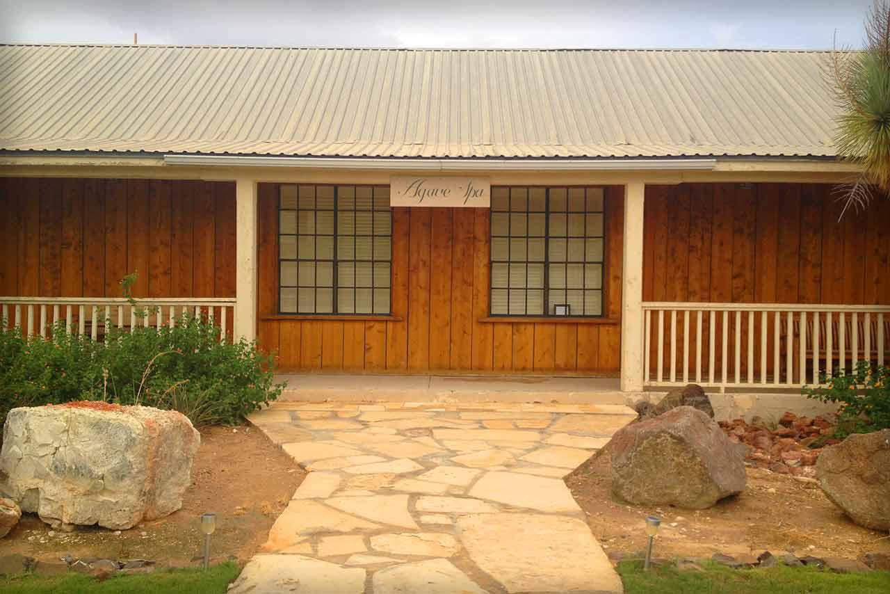 The Agave Spa at Lajitas Resort - Lajitas Texas