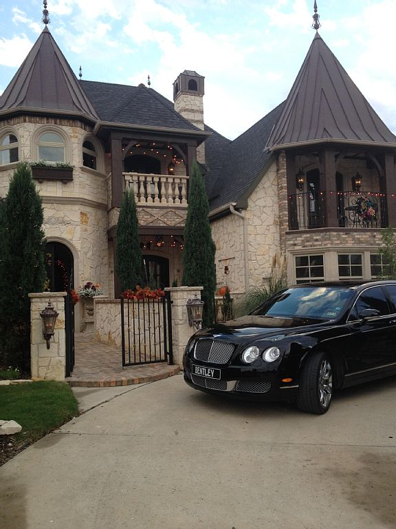 Knost Chateau - Lake Lewisville Texas