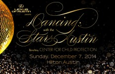 Dancing With The Stars Austin 12/7/14 - Austin Texas