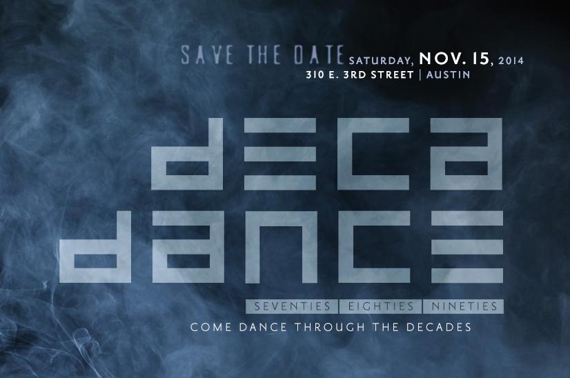 Forklift's Annual Dance Party Fundraiser 11/15/14 - Austin Texas