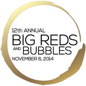 12th Annual Big Reds & Bubbles, 11/6/14 - Austin Texas