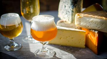 H&G and Antonelli's Cheese and Beer Pairing - Austin Texas